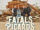Les Fatals Picards (rock) + Torv (Trip Rock) + Super Hérisson (Ska Rock Belgique)