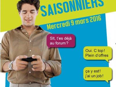 Forum Jobs saisonniers - Montélimar Agglomération